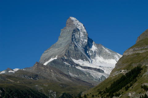 All eyes are on the Matterhorn
