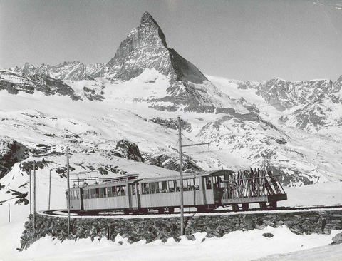 Gornergrat Bahn – since 1898