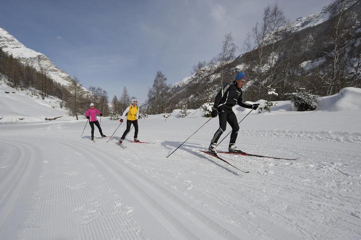 15 km ski de fond  u00e0 t u00e4sch