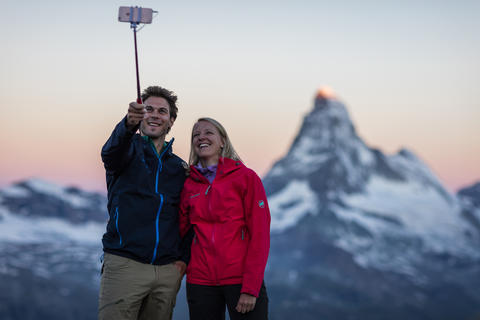 24-Hour Live Report from Zermatt - Matterhorn