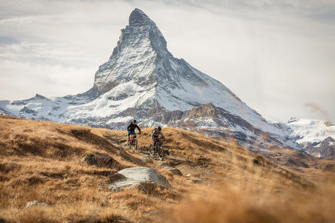 Zermatt hosts the Enduro World Series