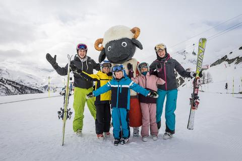 Zermatt – Matterhorn is certified as a Family Destination