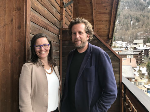 Daniel F. Lauber is the new President of the Zermatt Hoteliers' Association