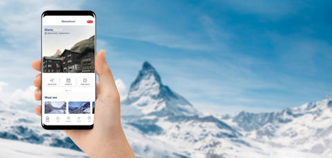 Zermatt – Matterhorn launches new app