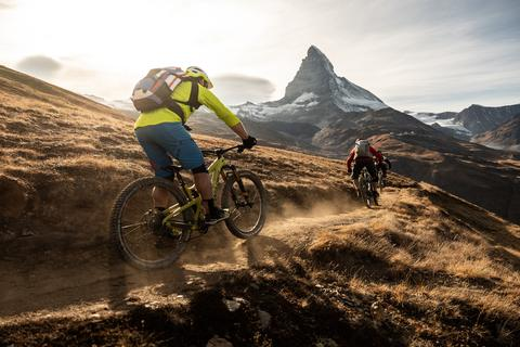 Traillove Zermatt lanciert neues Mountainbikeformat