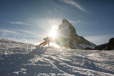 Zermatt celebrates the start of winter