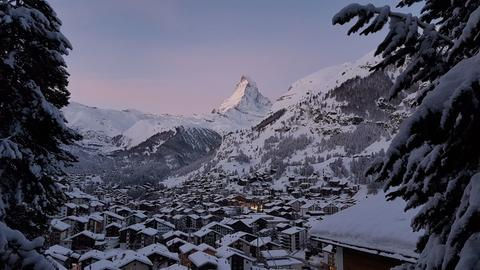 Zermatt can be accessed again