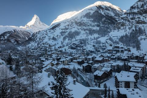 Zermatt: Record visitor numbers
