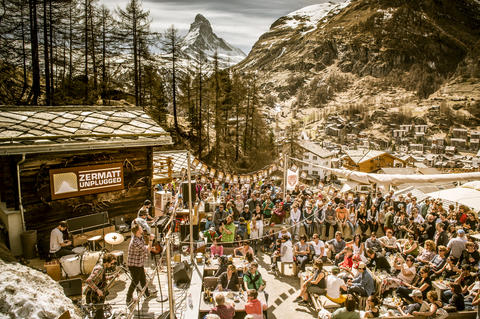 First acts for Zermatt Unplugged 2019 are set