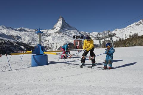 Zermatt Launches a Family Promotion