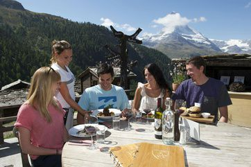 Zermatt: Gourmet stronghold of the Alps