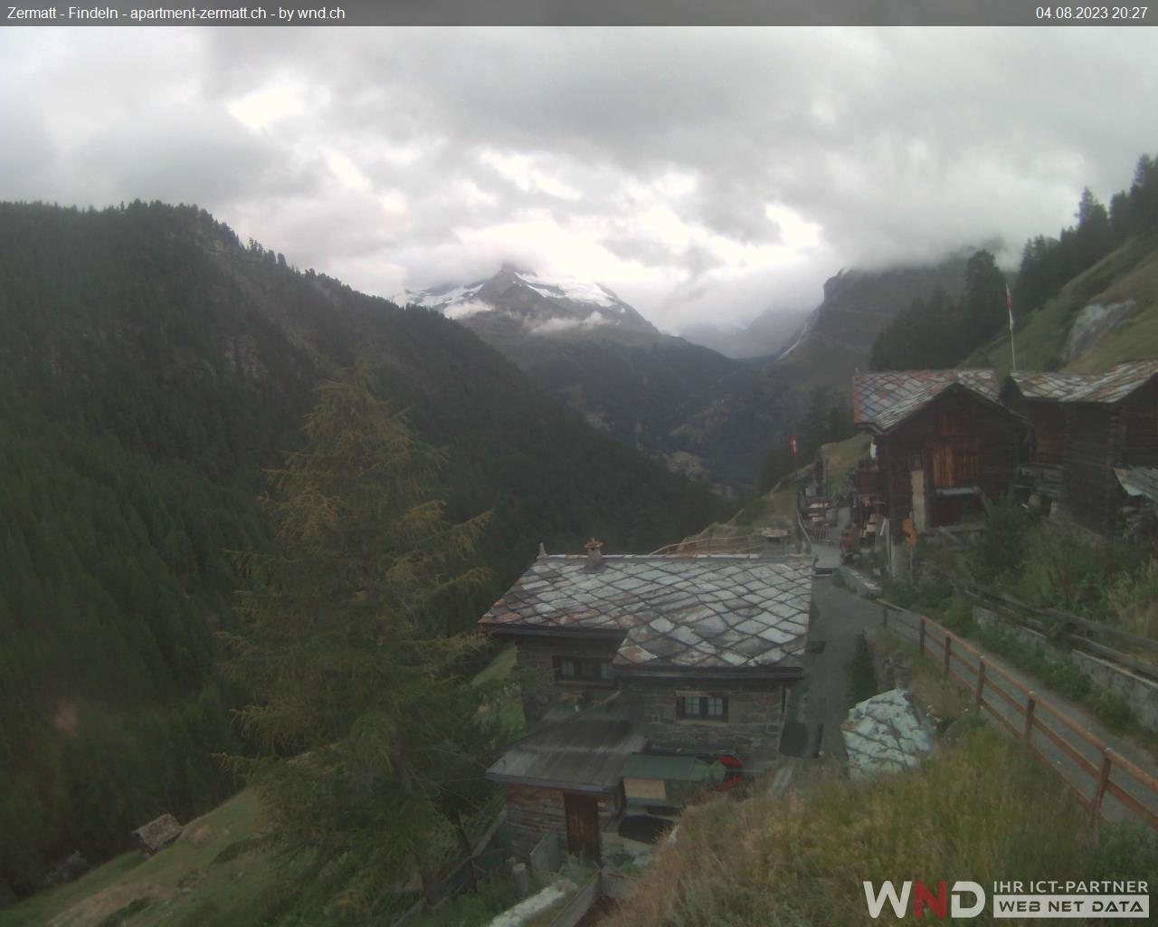 Webcams de Zermatt