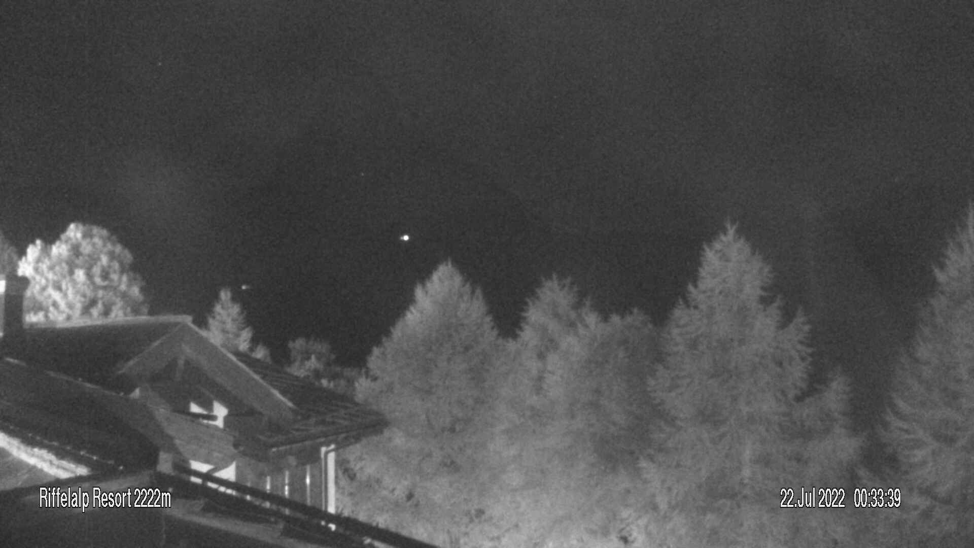Webcam Riffelalp - Alt. 2222 m