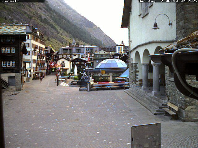 Zermatt Webcam