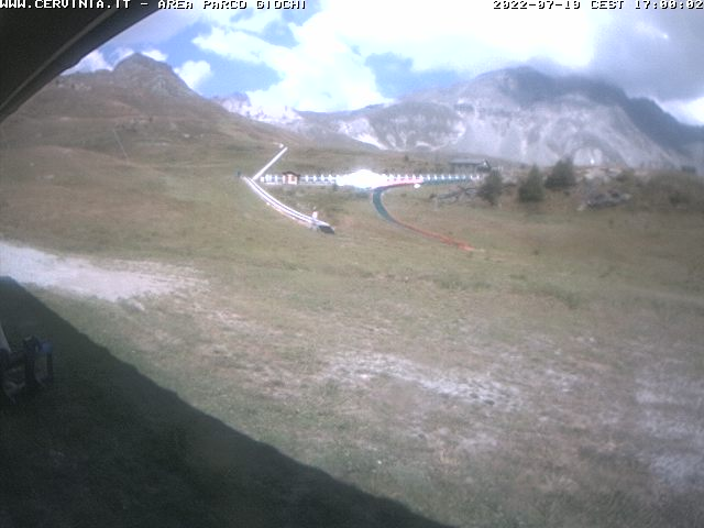 Webcam Matterhorn Ski Paradise