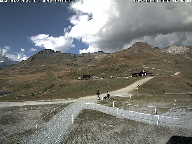 Salette (2,245 m) webcam