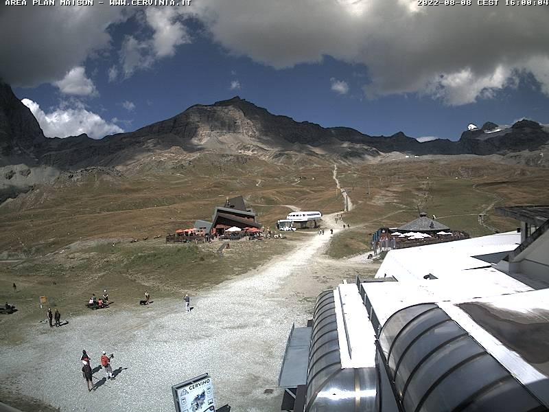Plan Maison (2,555 m) webcam
